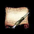 Mage's Fountain Pen Diagram