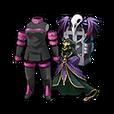 Rider Yomi Equipment Set