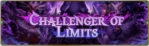 Challenger of Limits