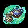 Alizehan Tea Set