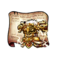 Golden Lion Armor Diagram