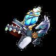 Magia Gunslinger Rare Equipment Set
