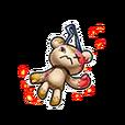 Beloved Teddy Bear Shard