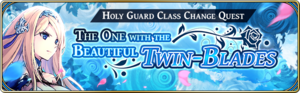 The One with the Beautiful Twin-Blades