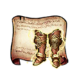 Gold Leo Boots Diagram