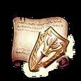 Crowley Shield Diagram Piece