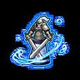 Twin-Blade Knight Piece
