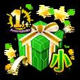 1st Anniversary Box 【S】