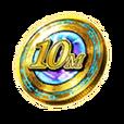 【10M Downloads!】 Coin