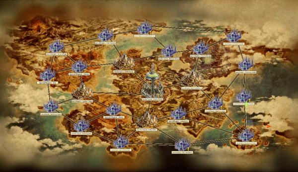 Port Battle Map