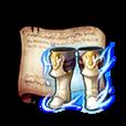 Blue Dragon Knight Boots Diagram Piece