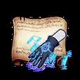Immortal Gloves Diagram Piece