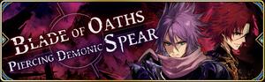 Blade of Oaths - Piercing Demonic Spear