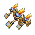 【Max 1x Special】 Gold Key x10