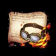 Welding Goggles Diagram Piece
