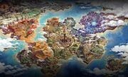 The continent of Babel