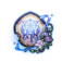 Blue Emblem of the 1st Regiment