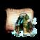 Wizardry Coat Diagram Piece