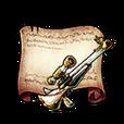 Nocturne Rifle Diagram Piece