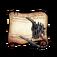 Aranea's Helmet Diagram Piece