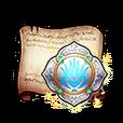 Crown's Guard Emblem Diagram Piece