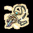 Holy Sword Pendant Piece