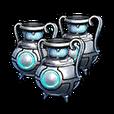 Silver Alchemia Pot x100