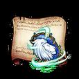 White Lion's Brooch Diagram Piece