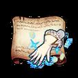 Pirate Gloves Diagram Piece