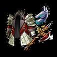 Dragoon Rare Equipment Set