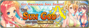 The Sun God and the Golden Key