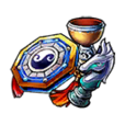 Geomancer Rare Equipment Set