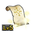 Scroll of Flashes Lv5