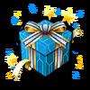 7M Worldwide Downloads Celebration Memento Box