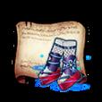 Canty Demon's Footwear Diagram