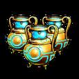 Gold Alchemia Pot x50