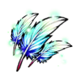 Blue Feather x10