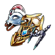 Sacred Knight Rare Equipment Set