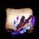 Mystical Barrier Scarlet Katana Diagram