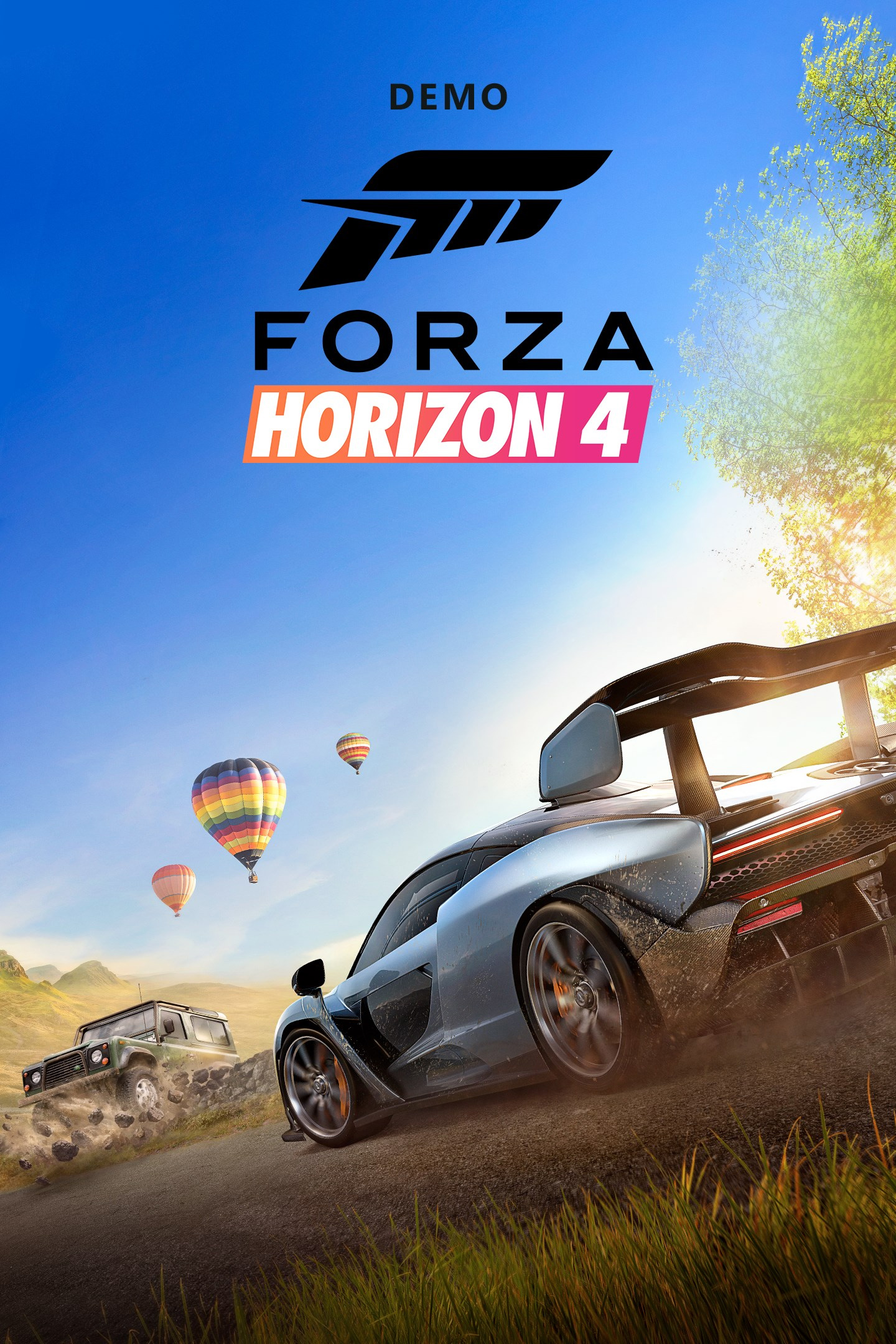 Forza Horizon 4 Demo