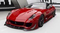 FH4 Ferrari 599XX Evolution Front
