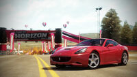 FH Ferrari California