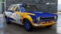 FM6 Ford Escort RS1600 FRC W2 Front