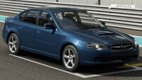 FM7 Subaru Legacy