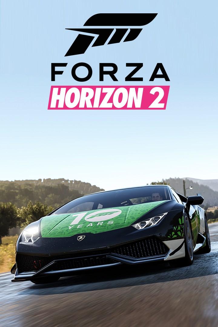 Forza Horizon 2/Ten Year Anniversary Car Pack