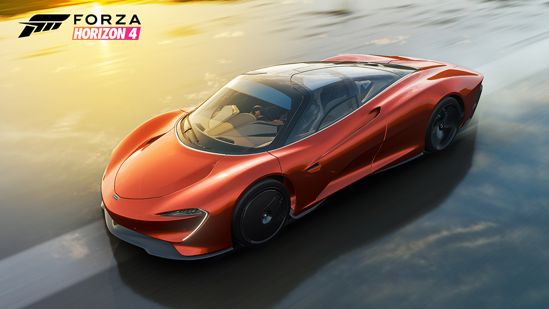 Forza Horizon 4/Update 20