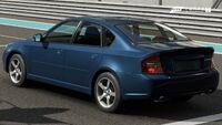 FM7 Subaru Legacy Rear