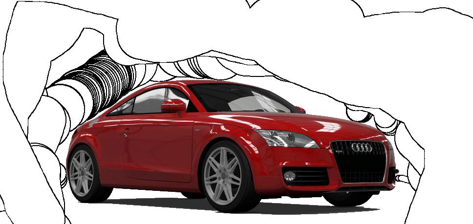Audi TT Coupé S-Line