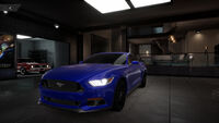 FS Ford Mustang 15 Front