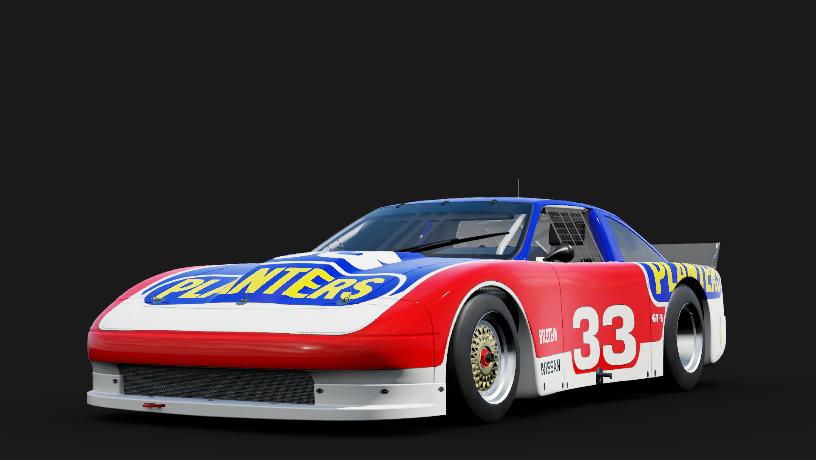 Nissan 33 Bob Sharp Racing 300ZX